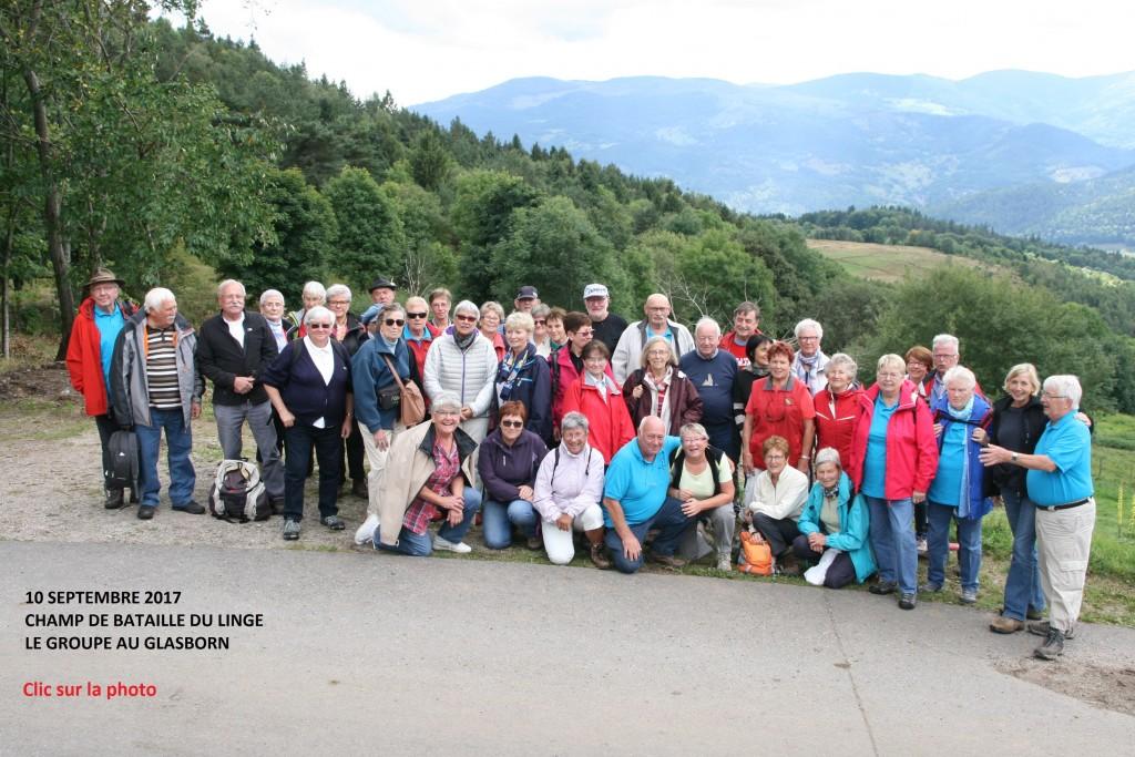 Sortie hautes Vosges